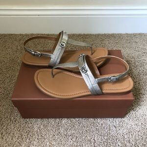 Coach Caterine Met Sandals